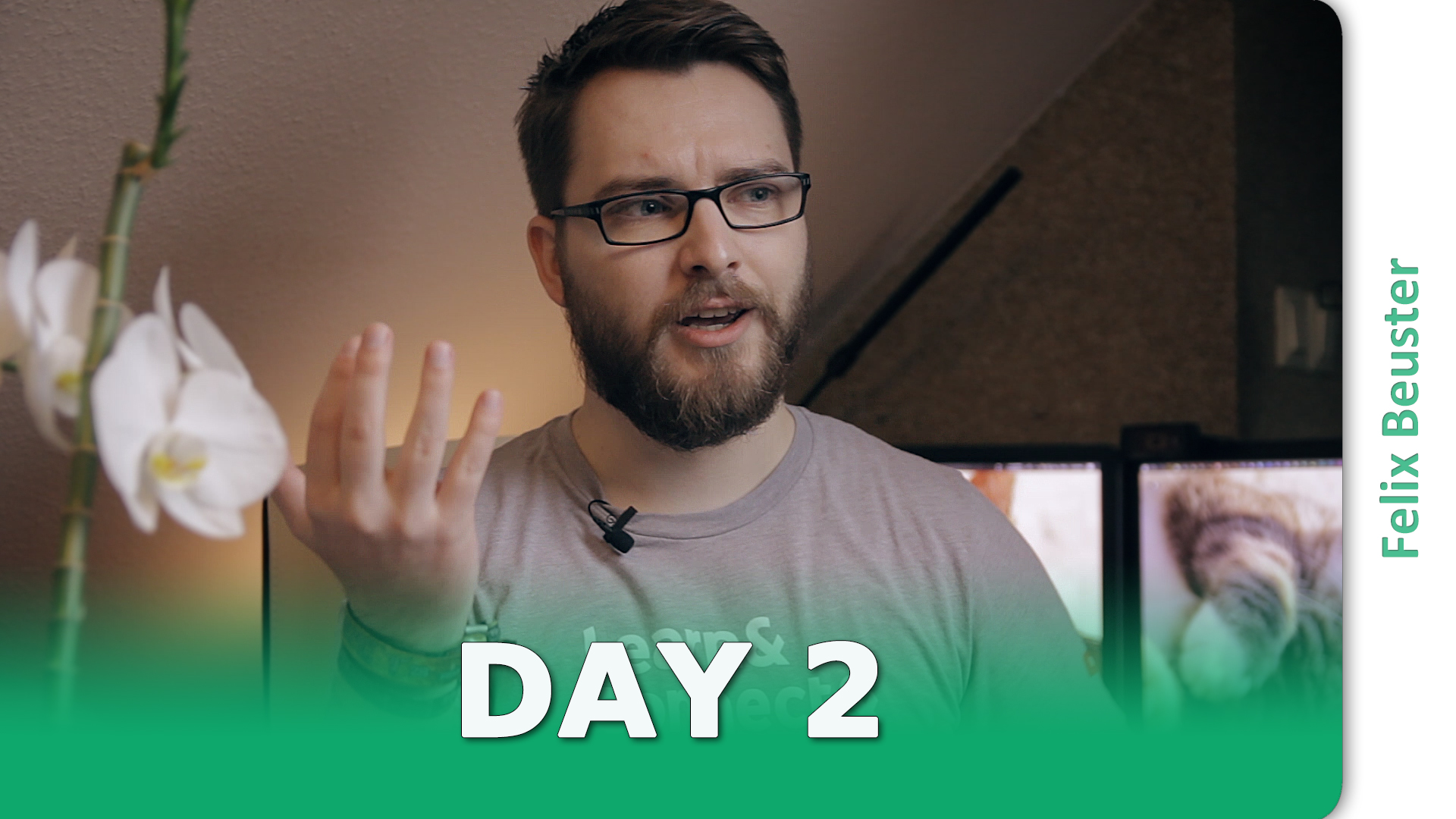 Master Thesis Daily Vlog #002
