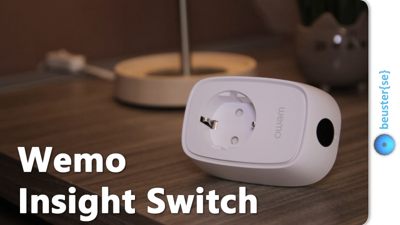Wemo Insight Switch - Review
