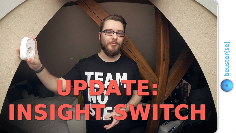 Update zum Wemo Insight Switch nach 3 Monaten