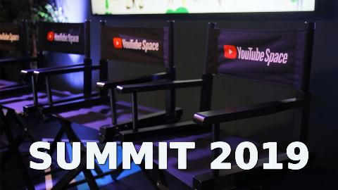 Besuch im YouTube Space London - YouTube Contributors Summit 2019 - YouTube Lupe #132