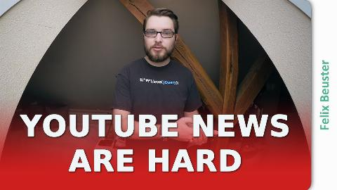Warum YouTube News hart sind - YouTube Lupe #94