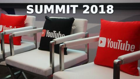 YouTube Contributors Summit 2018 - YouTube Lupe #119